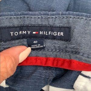 Tommy Hilfiger Shorts - EUC Tommy Hilfiger flat front Bermuda shorts